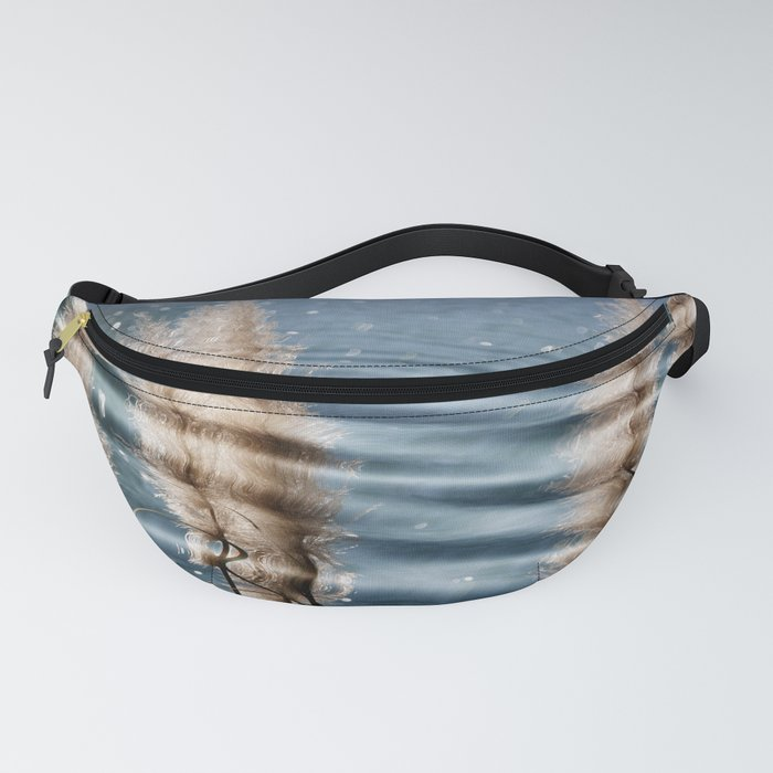 Ripples on the Pond Fanny Pack