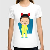 walter white T-shirts featuring Walter White by Creo tu mundo
