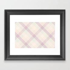 I Heart Patterns #007 Framed Art Print