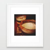 beer Framed Art Prints featuring Beer by Daniel Clifford