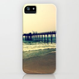 Shore at Dusk iPhone Case