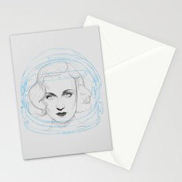 Space Lombard Stationery Cards