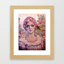I Could Sleep Forever Framed Art Print