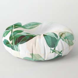 Natural obsession - Fall Floor Pillow