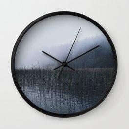 Just fog Wall Clock