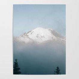Mount Rainier VIII Poster