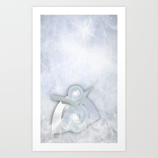 My Angel Art Print