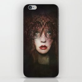 The fragile Queen iPhone Skin