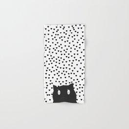 cat 55 Hand & Bath Towel