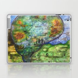 Neuronal Mind Laptop & iPad Skin