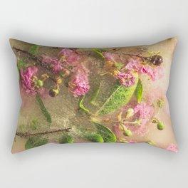 Flowering Plum #14 Rectangular Pillow