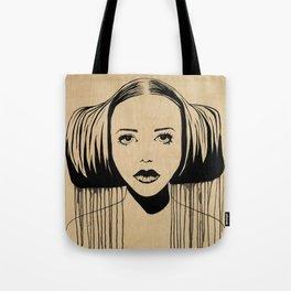 Star Princess Tote Bag