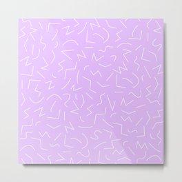 IZZY ((lilac)) Metal Print
