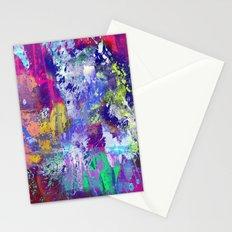 Rainbow Anguish Stationery Cards