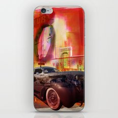Welcome To Asbury Park iPhone & iPod Skin