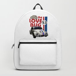 Herbie The Love Bug Backpack