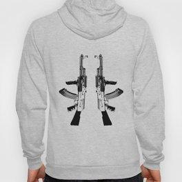 BLACK AK 47 Hoody
