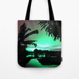 Sunset (cool) Tote Bag