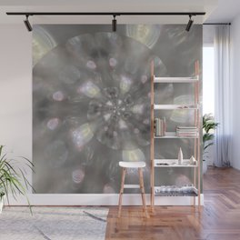Light Speed - Abstract Photographic Art by Fluid Nature Wall Mural