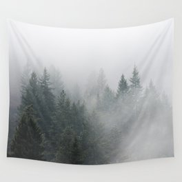 Long Days Ahead - Nature Photography Wall Tapestry