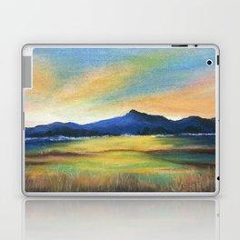 Morning Bliss, Imaginary Landscape Laptop & iPad Skin