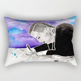 Art Work  Rectangular Pillow