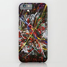 Acryl-Abstrakt 26 iPhone 6s Slim Case