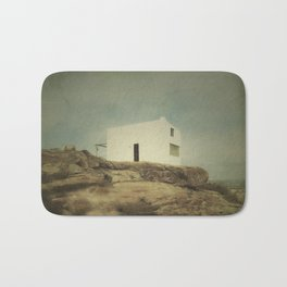 Once Upon a Time a Lonely House Bath Mat