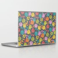 roses Laptop & iPad Skins featuring ROSES by Bianca Green