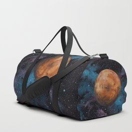 Mars and Stars Duffle Bag