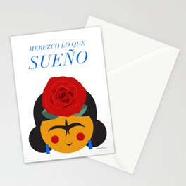 Me lo Merezco Stationery Cards