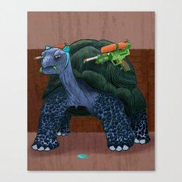 Blastoise IRL Canvas Print