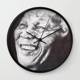 Madiba Wall Clock