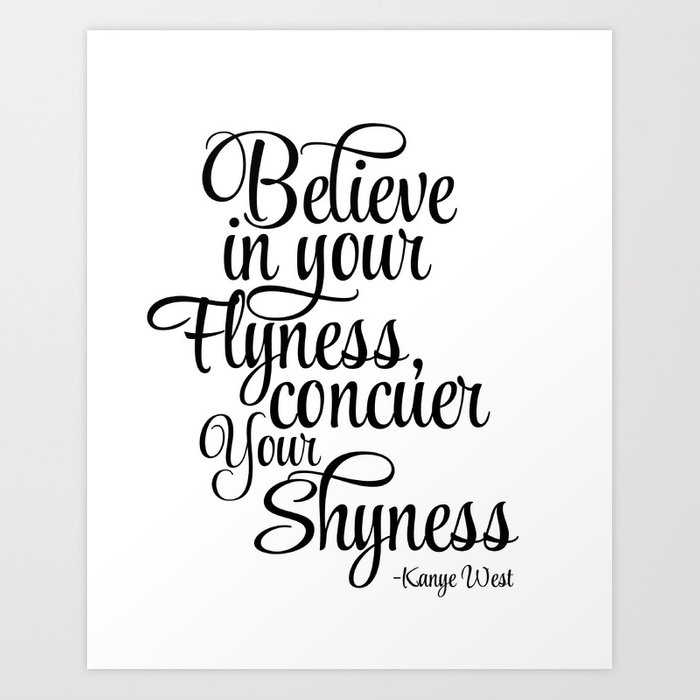 Motivational Quote, Be Positive, Fitness Quote, Inspirational Print, Office  Decor, Wall Art Decor, P Art Print by micheltypography