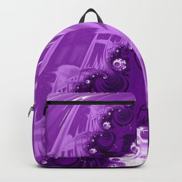 Haunted Houses on the Hill Backpack
