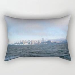 SF from the Bay Rectangular Pillow