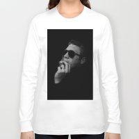 steve mcqueen Long Sleeve T-shirts featuring MCQUEEN by JOCTV