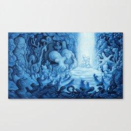 The Velvet Forever Canvas Print