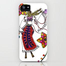 Kolo Dancer iPhone Case