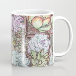 Succulents 1 Coffee Mug