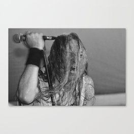 Bolt Thrower, 2010. Canvas Print