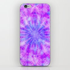 Fractal Imagination IV iPhone Skin