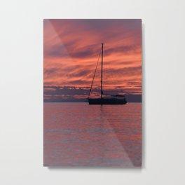 Cape Sounio 4 Metal Print