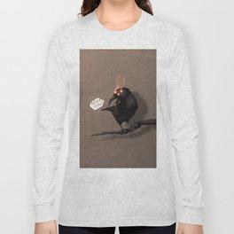never more Long Sleeve T-shirt