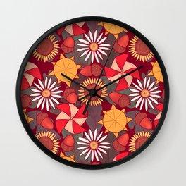 Litha Wall Clock