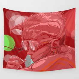 Savage Sister Wall Tapestry