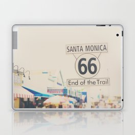 the end of route 66 ... Laptop & iPad Skin