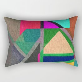 Complicerend Piet Mondriaan Rectangular Pillow