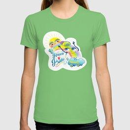 Happy Pride LGBTI T-shirt