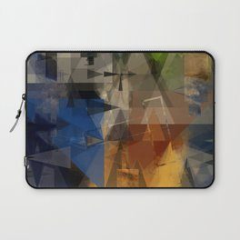 Mountains And The Sea Laptop Sleeve